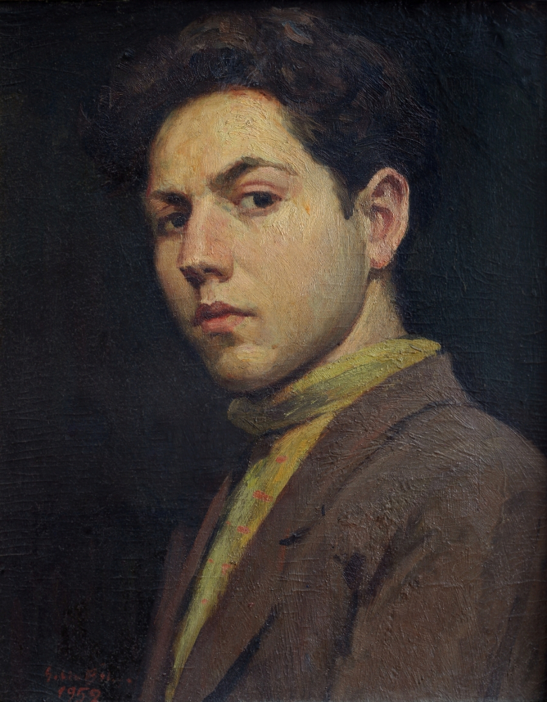 Self Portrait aged 20